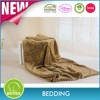 2014 NEW design 100% polyester faux fur blanket queen/two sided mink blanket
