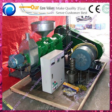 factory price fish farm use small extruder for fish food making