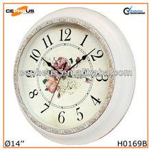 "14"" Antique Home Decorative Wall Clock"