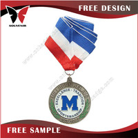 Free design zinc alloy Free design zinc alloy cheap medal picture