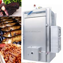 fish chicken meat smoker machine