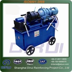 Best website to buy china 120mm 2.5/3.0mm pitch Rebar rib stripping and thread rolling machine/Rebar thread rolling machine
