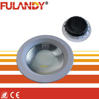 2014 new style 4 Inch 5 Inch 6Inch 8Inch led ceiling down light recessed directional downlight