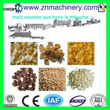 procesamiento de maíz de grano