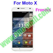 New Arrival Anti Glare Matte Frosted Screen Protector Screen Protector for Moto X / Motorola X