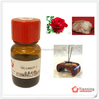 Fragrance for incense: Rose and Musky aroma, smell