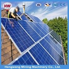 CE/IEC/TUV/UL Certificate thin film cheap solar heat panel price
