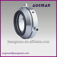 Single cartridge tungsten carbide mechanical seal
