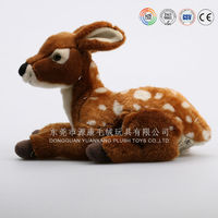 dongguan supplier high quality christmas plush toys