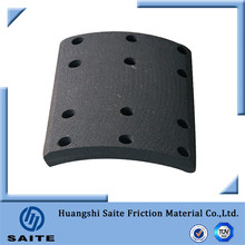 resist to water and oil heavy truck brake lining WVA 4591ANC