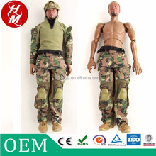 Wholesale 12 inch action figure, 1/6 toy plastic soldiers OEM