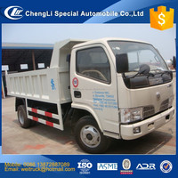 cheap customized 1 ton to 5 ton small 4x4 dump truck 1 cbm to 5 cbm tipper truck 1 m3 to 5 m3 garbage tipper truck for hot sale