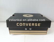 Converse authorized children's shoes box manufacturer
