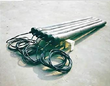 High Silicon Cast Iron Solid Rod Stick Anode