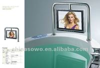 excellent quality and reasonable price 12 inch massage bathtub TV (TV-D12)