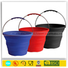2012 promotional space-saving fridge silicone beer bucket