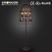 Large occasion floor lamp for room