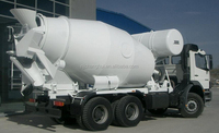 SINOTRUK HOYUN 6x4 new and used concrete truck mixer for sale