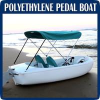 plastic rocking boat