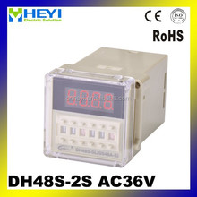 general electric time relays time relay socket DH48S-2S