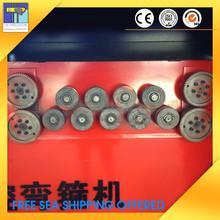 Rebar bener / bar aço máquina de dobra / barra chata máquina de dobra