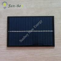 PET Laminated 9V 150mA Custom Cut Solar Cell