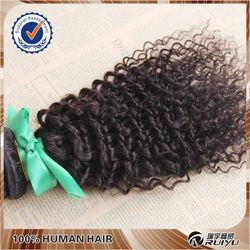 Factory price stock one donor wholesale 7a indian curly hair