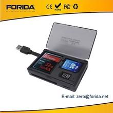 Forida HYD-7021 usb 3.0 super-speed 3 in 1 multi-in-1 card reader