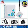 portable sos dual talk platform long standby time smart gps tracker