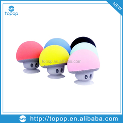 2015 New hot sale Colourful Fashion Portable waterproof bluetooth speaker
