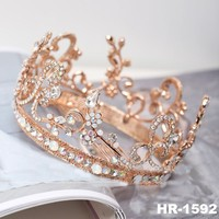 Wholesale crowns and tiaras pageant tiaras real diamond crowns and tiaras