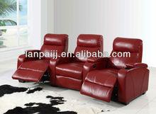 High Quality Home Theatre Sofa Lp-802