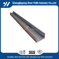 JiangSu factory Carbon Steel Cable Tray And Cable Trunking size
