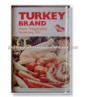 Turkey Brand Palm Pure Vegetable Cooking Oil