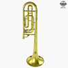 Musical instruments professional great quality double tenor Trombone