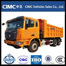 6*4 dump truck with air conditioner