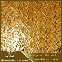 Newest Arrival Best Price Decorative Stainless Steel For Wall Panel
