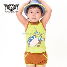 2014 Fall Little boys Kids Sets Clothing