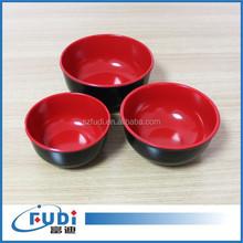 New design 100% melamine soup bowls
