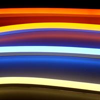 12V,24V,120V,240V Advertising led neon tube light