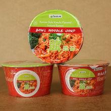 Halal Korean Kimchi Flavor Instant Noodle