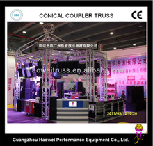 6082-T6 HaoWei Truss and stage
