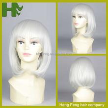 kawaii costume hair wig cospaly synthetic hair wig kanekalon fiber costume cosplay hair style