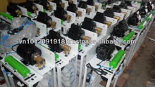 Commerical RO 300GPD/400GPD/600GPD/800GPD water filter/purifier with high pressure vane pump