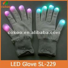 led glove Party favor Glow in the dark gloves