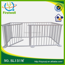 2015 new european wooden playpen/outdoor strong foldable puppy playpen