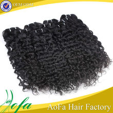 two pieces weight 8 oz hair extension virgin indian hair in dubai