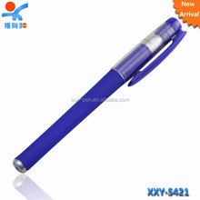 Simple and professional design blue fancy ball pen