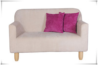 popular model sofa,fabric 2 seater sofas B255