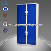 Good Quality steel 4 compartment file storage cabinet